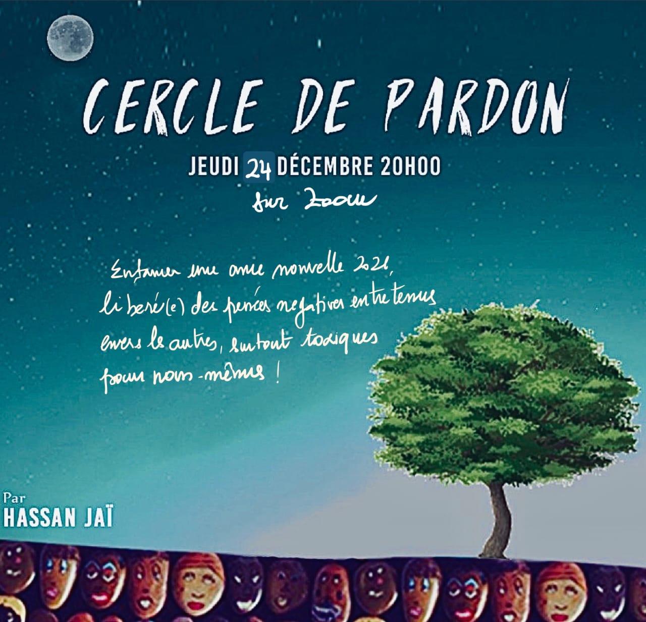 Cercle de Pardon - 24 Décembre