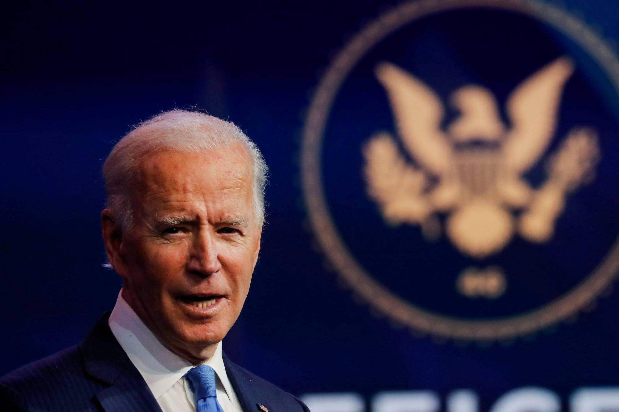 Joe Biden, 46ème président des Etats-Unis d'Amérique