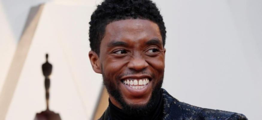 Chadwick Boseman, star de Black Panther, est décédé