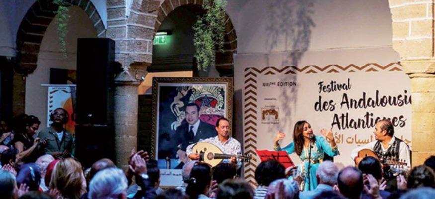 La 17ème édition du festival des Andalousies Atlantiques d'Essaouira sera virtuelle