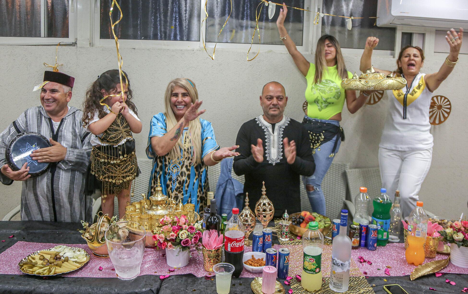 Les Marocains d'Israël fêtent la reprise des relations