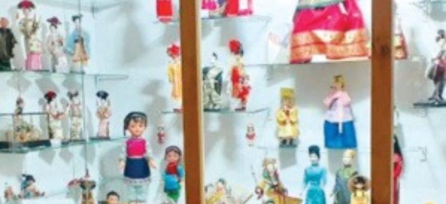 Rabat : le musée des poupées est de nouveau ouvert