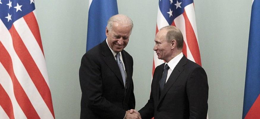 Joe Biden et le dossier russe