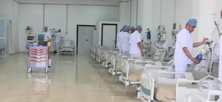 Agadir : un nouvel hôpital de campagne dédié aux patients covid-19