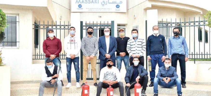 Casablanca : « Massari - école de la deuxième chance », pour la réinsertion professionnelle des jeunes