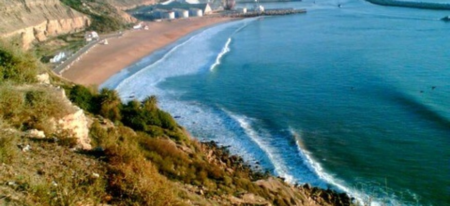 Coronavirus : les plages d'El Jadida enfin interdits d'accès
