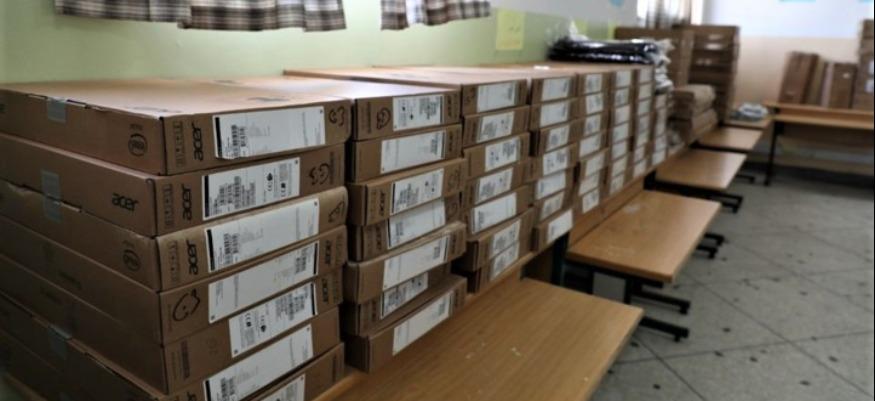 Parachèvement en matériel informatique de 34 établissements scolaires à Tanger-Tétouan-Al HoceÏma