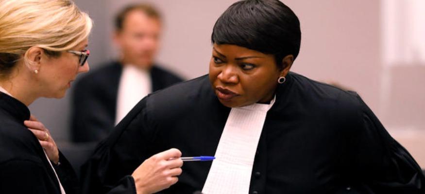 CPI : Sanctions US contre la procureure générale