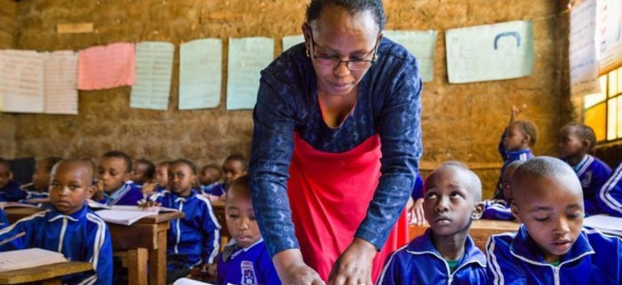 Pas de rentrée scolaire pour les Kényans