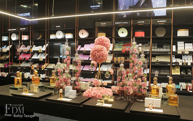 """L'opération """"Beauty Avenue"""" démarre avec Yan&One au Morocco Mall"""