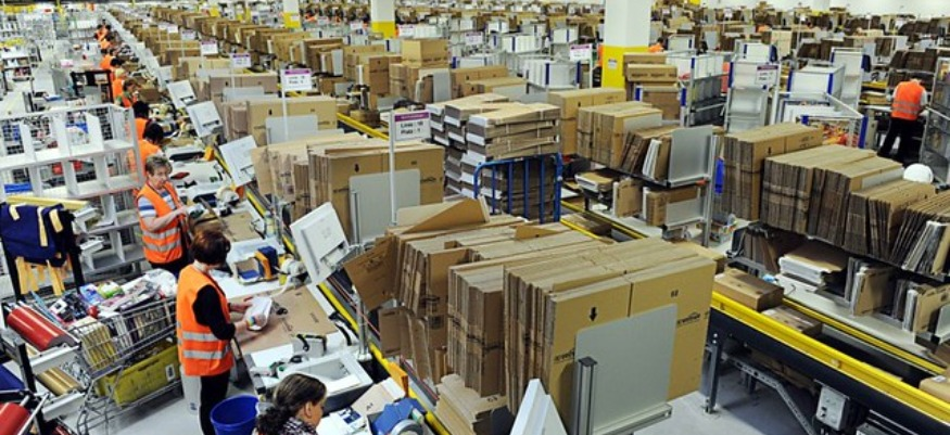 20.000 salariés d'Amazon testés positifs au Covid-19