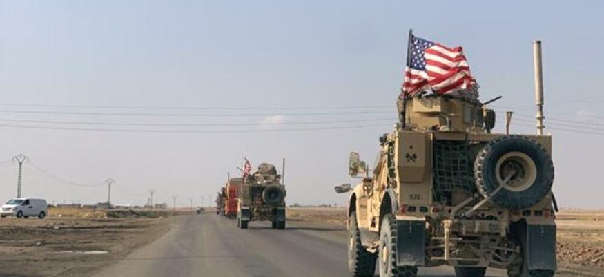 Syrie : Construction d'une base militaire US à Dayr al-Zawr