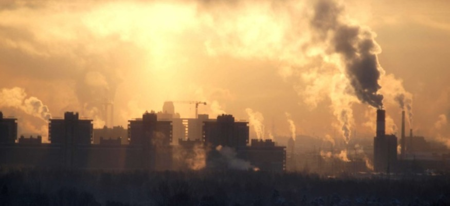 La pollution de l'air responsable de 15% des décès covid-19