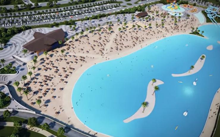 Encore des projets de plages à Fez et Marrakech !