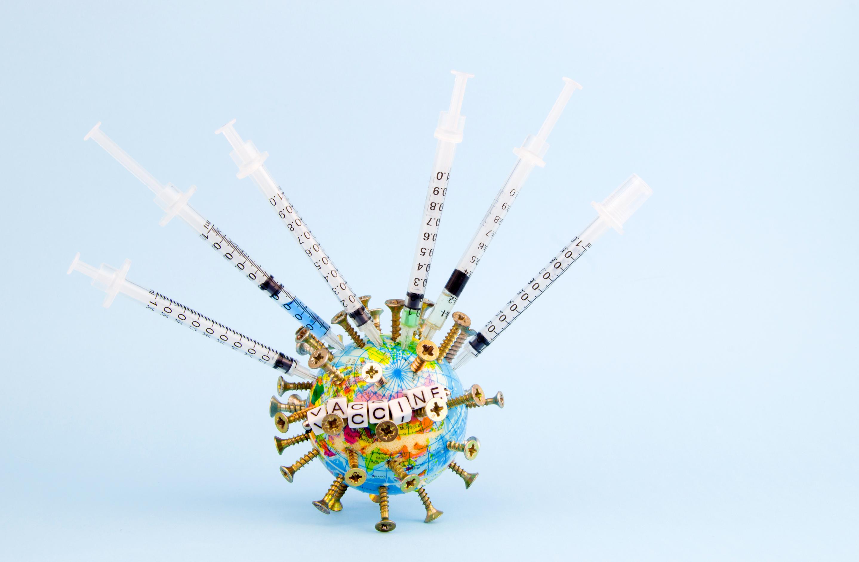 Rétrospective 2020 : La course aux vaccins, des airs de guerre froide .. (2/2)