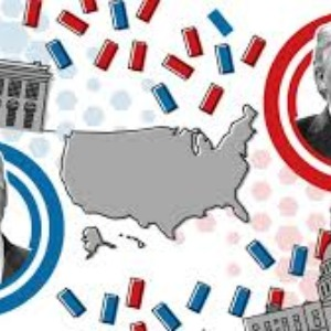 Retrospective 2020 :  Course à la Maison Blanche : L'Amérique en NOIR et Blanc