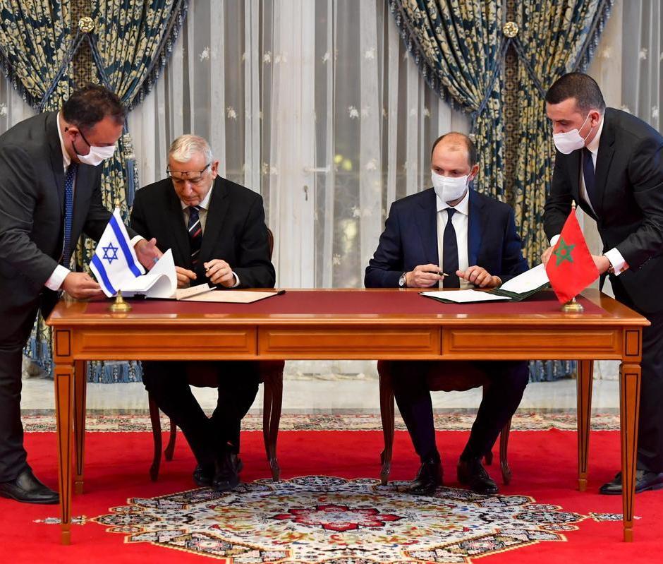 Signature des accords économiques entre le Maroc et Israël
