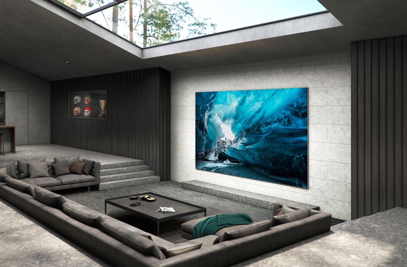Samsung dévoile son nouveau portfolio de téléviseurs