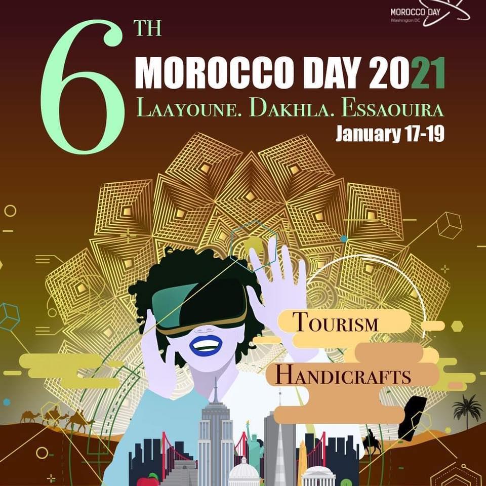 6ème édition du Morocco Day (Laayoune, Dakhla, Essaouira)