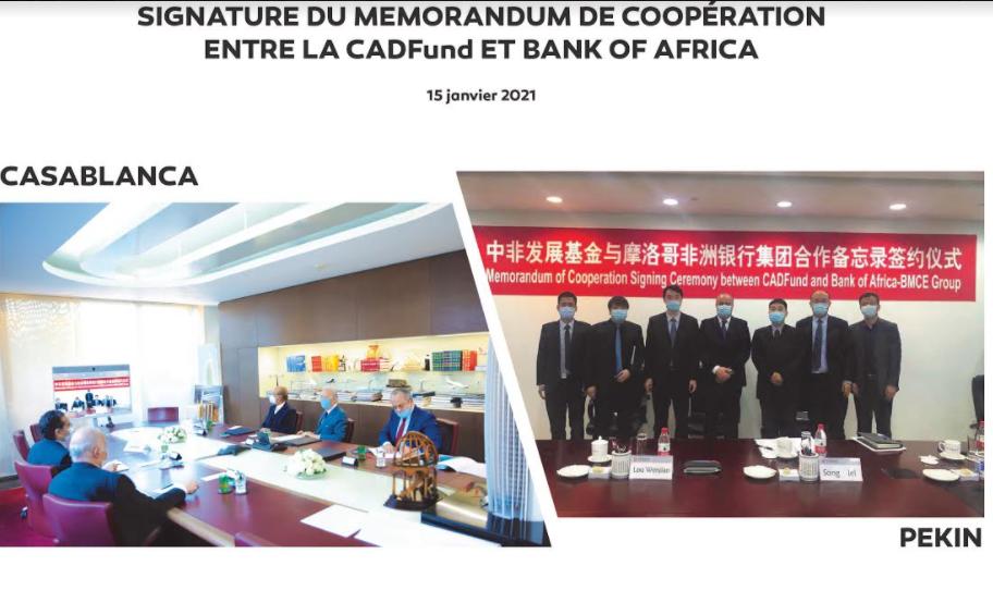 BANK OF AFRICA multiplie ses accords de partenariat en Chine