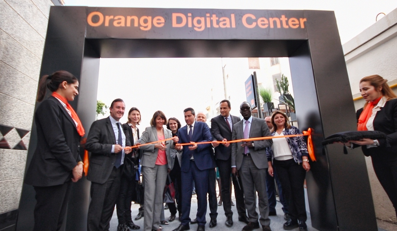 La fondation Orange et GIZ activent Orange Digital Center Maroc