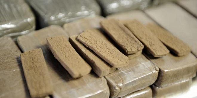 2 tonnes de résine de cannabis saisies à Ksar El Kebir