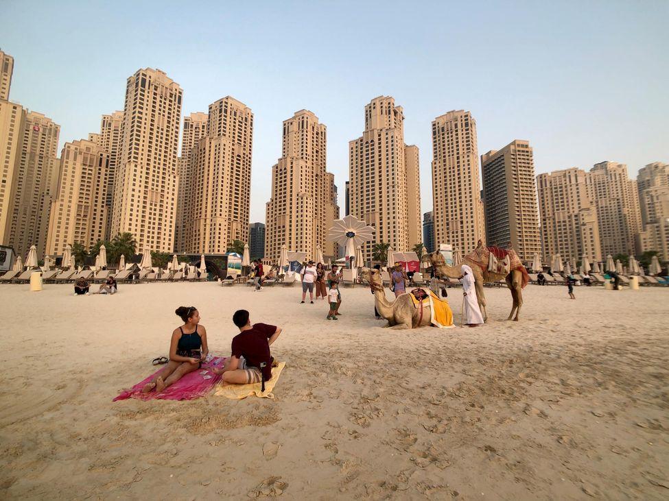 Dubaï charme les touristes fuyant le confinement