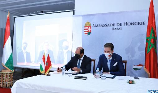 Le Maroc et la Hongrie signent un accord ''nucléaire''
