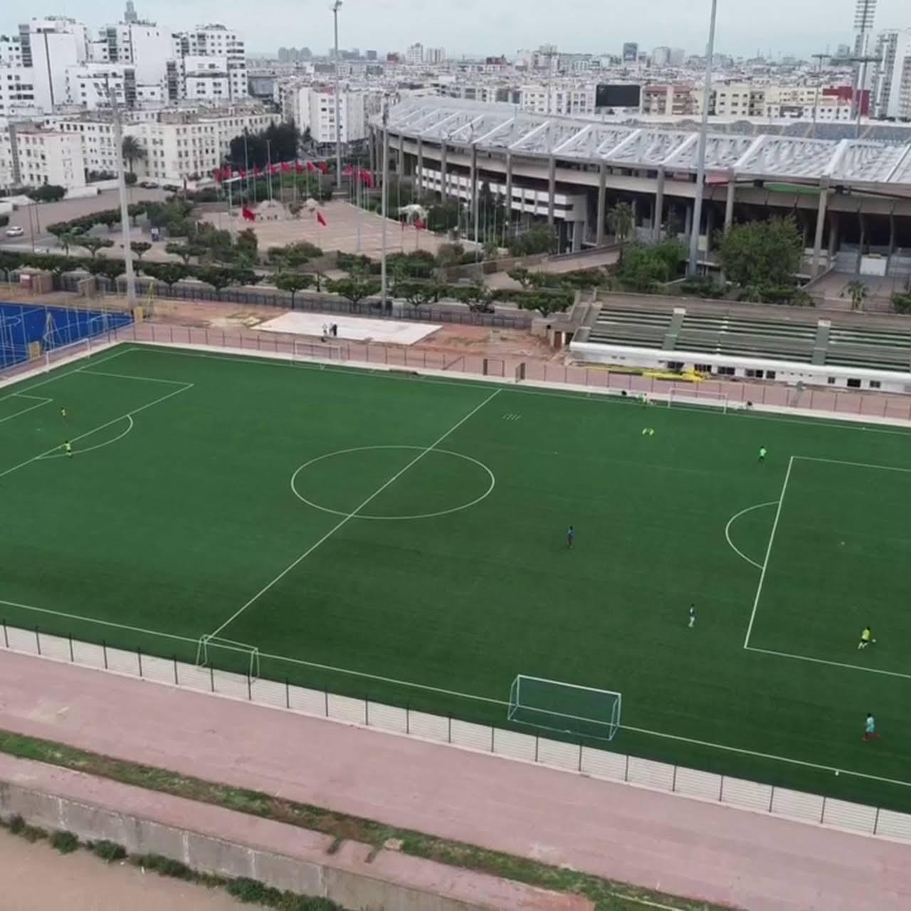 Réouverture des terrains de foot pour location sur Casablanca