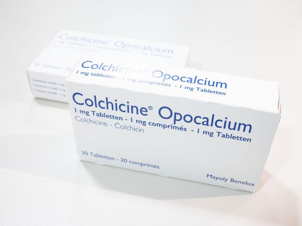 La colchicine est-elle un nouveau médicament miracle