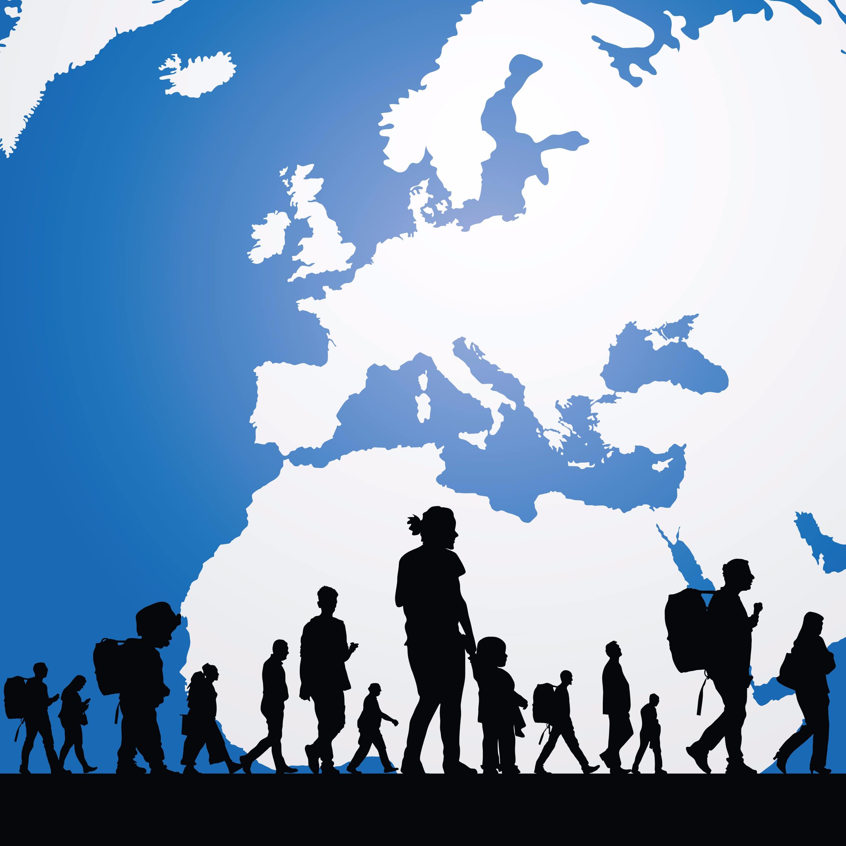 Migration : une campagne pour l'inclusion des migrants dans le tissu social