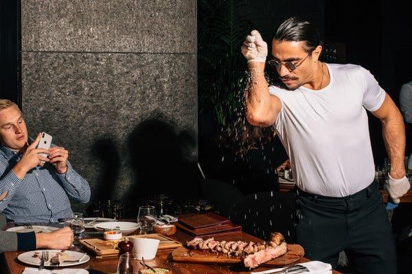 """Le restaurant """"Nusr-et"""" bientôt au Maroc"""