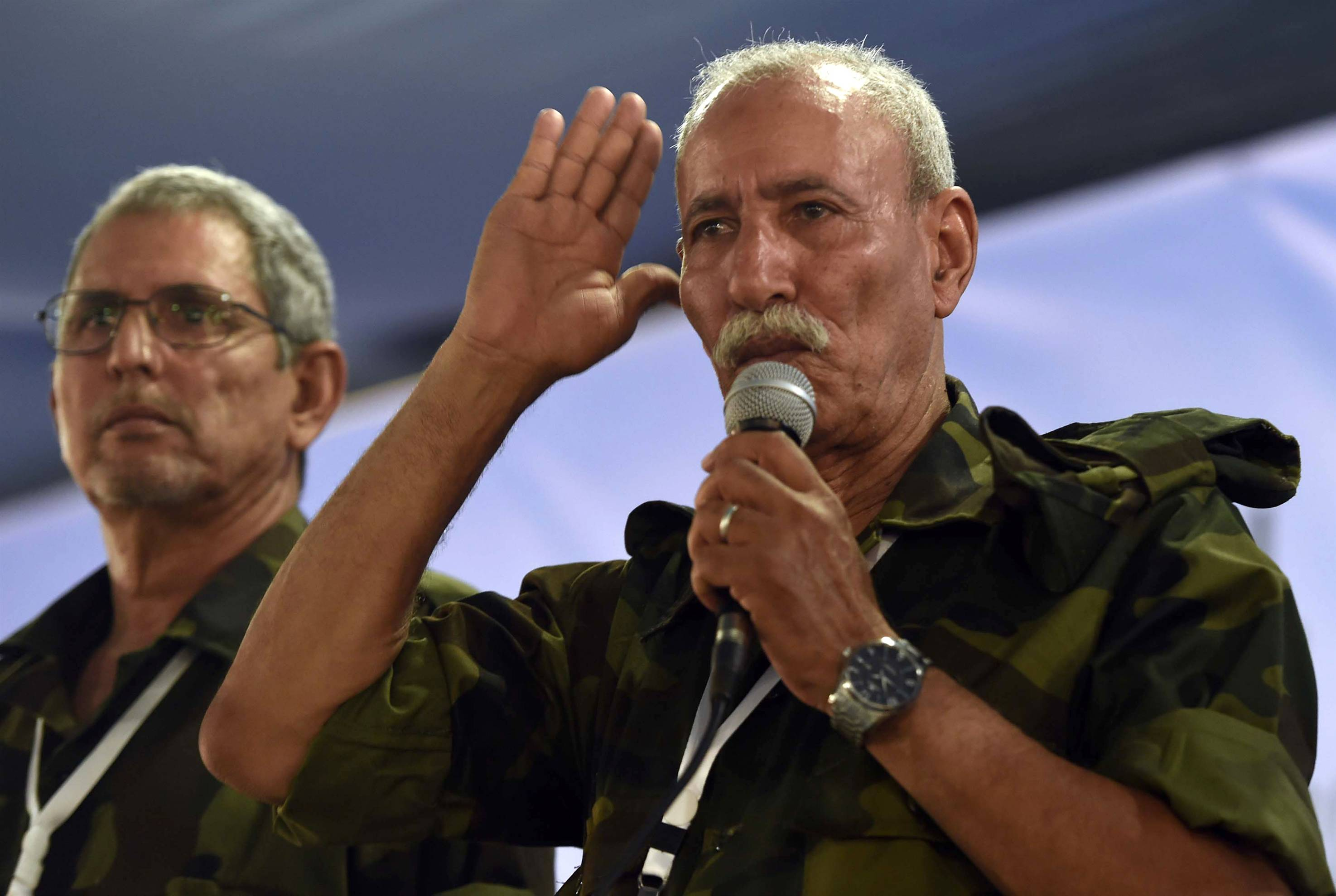 "Brahim Ghali : ""Oyez, Algériens, venez acheter nos véhicules de contrebande"""