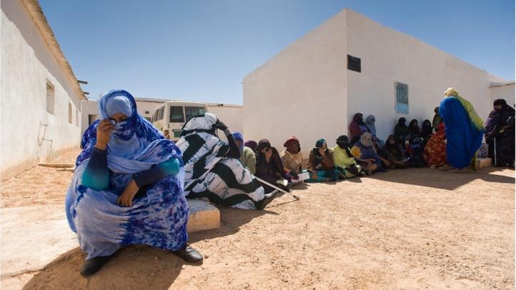 Le Maroc avait l'intention de vacciner les séquestrés de Tindouf