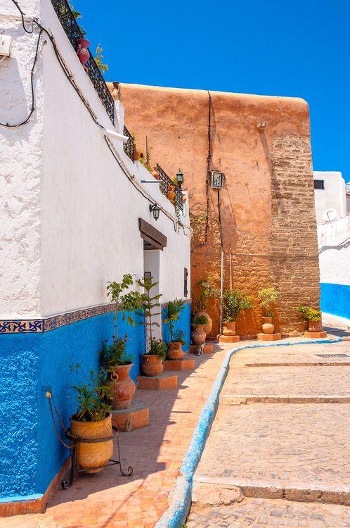 Recommencer à sortir à Rabat