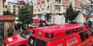 HFF                 De Fnideq à Tanger , mort de quelqu'un.