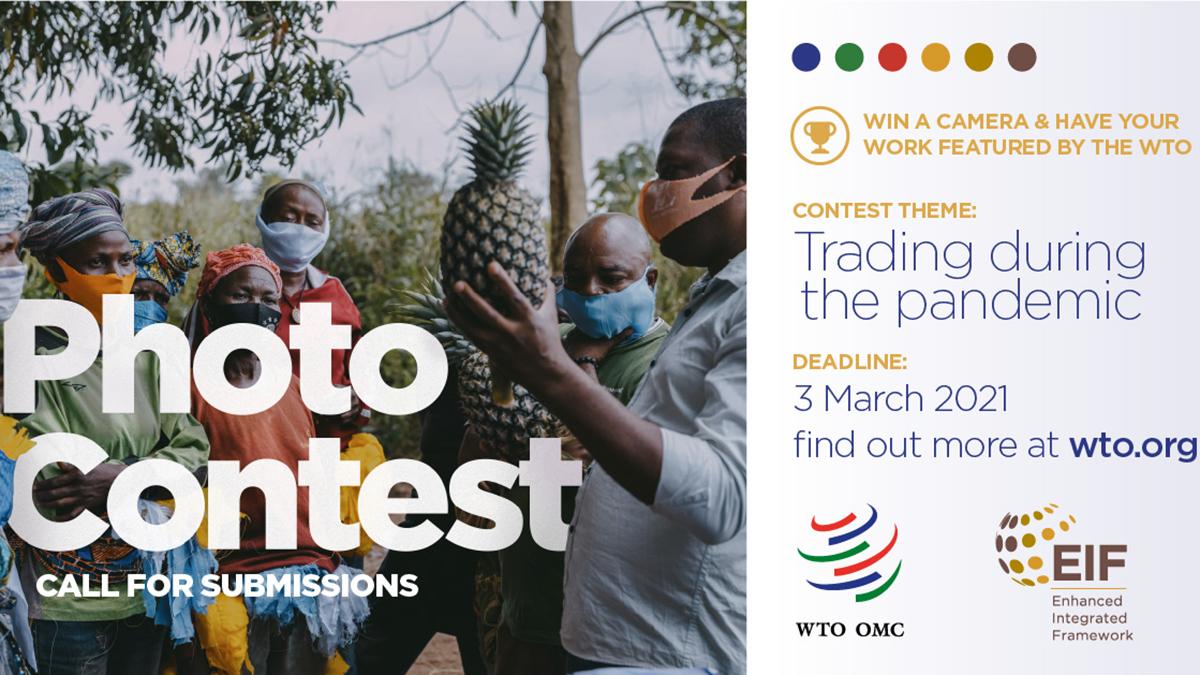 L'OMC lance un concours de photos