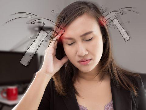 Débarrassez vous de la migraine !