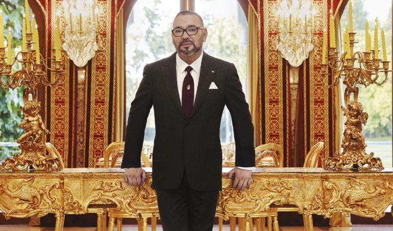 Au Maroc, on ne badine pas avec la lèse-majesté !