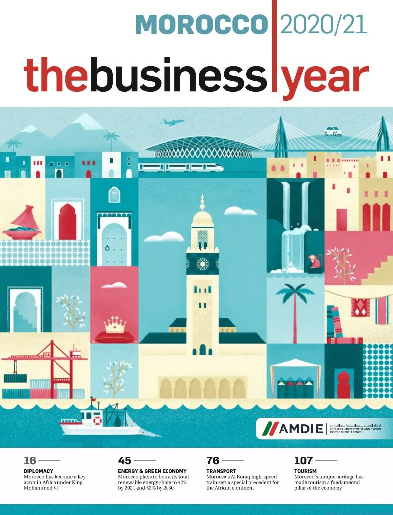 « The Business Year : Morocco 2020/21 » dresse un portrait de l'économie marocaine