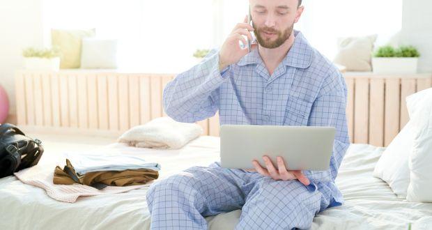 Télétravail : Non, le pyjama ne donne pas la flemme