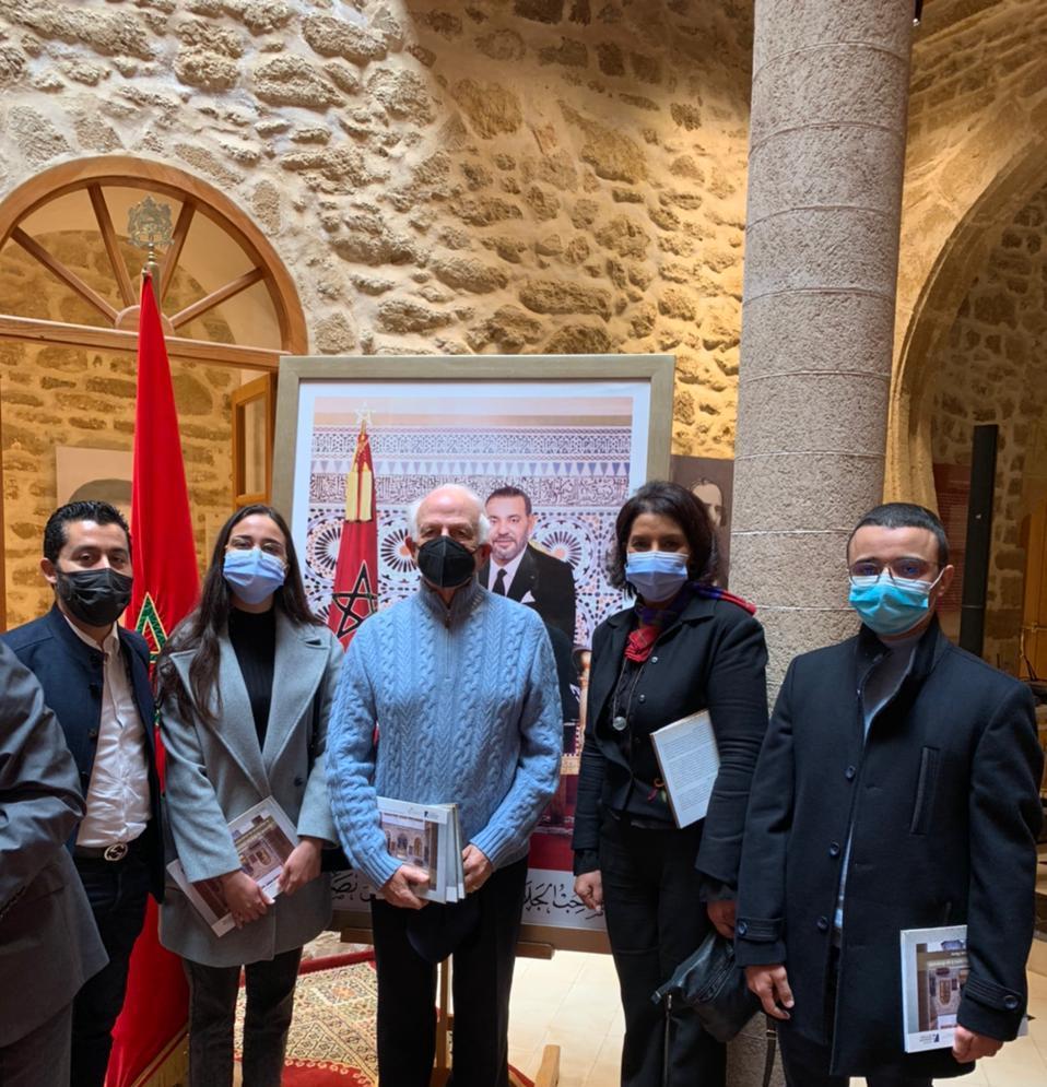 Antenne de la clinique juridique de Rabat, implantée à  la Cité des Alizés