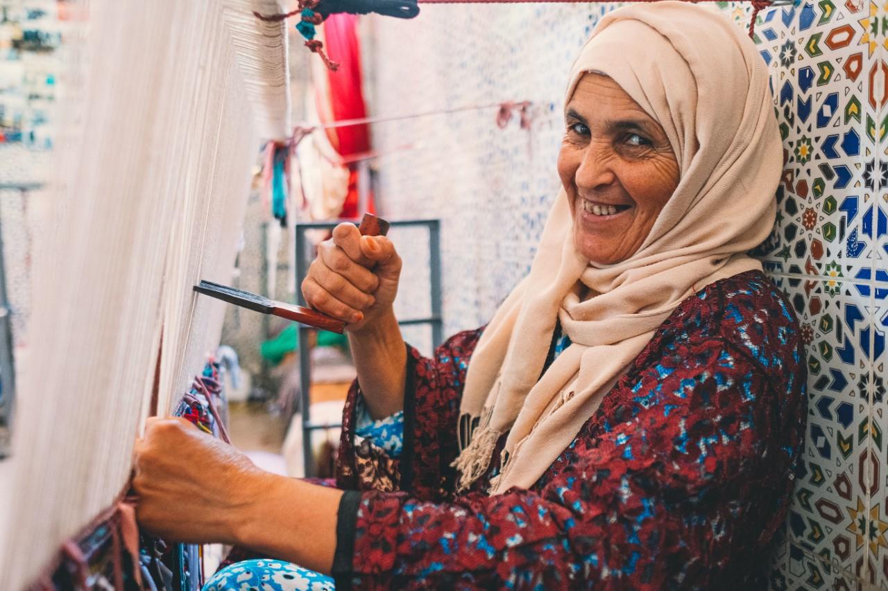 The NOPO connecte l'artisanat marocain au marché international
