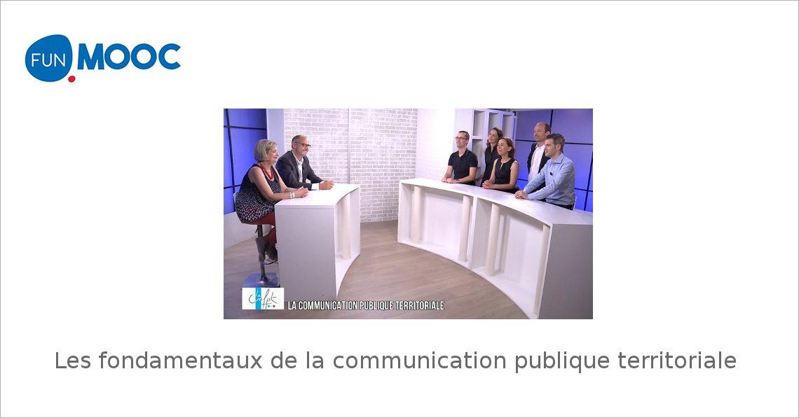 Les fondamentaux de la communication publique territoriale