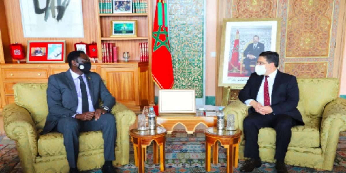 """La Gambie réitère son soutien """"qui ne souffre d'aucune ambiguïté"""" à la souveraineté du Maroc sur son Sahara"""