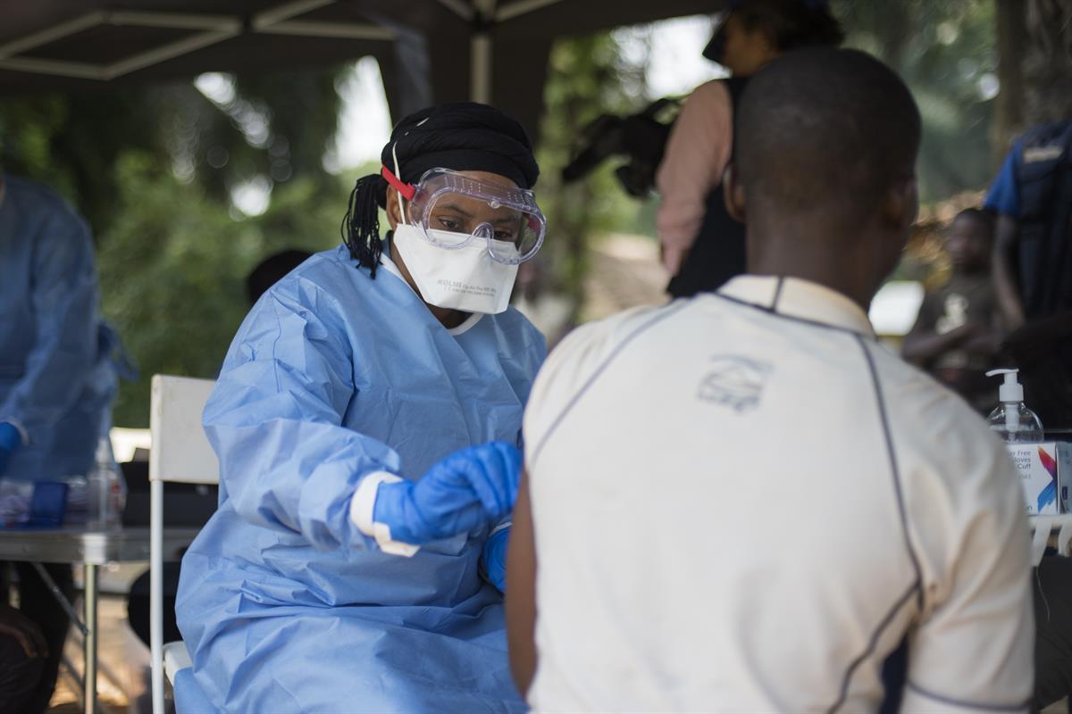 Un premier cas d'Ebola est réapparu en République démocratique du Congo