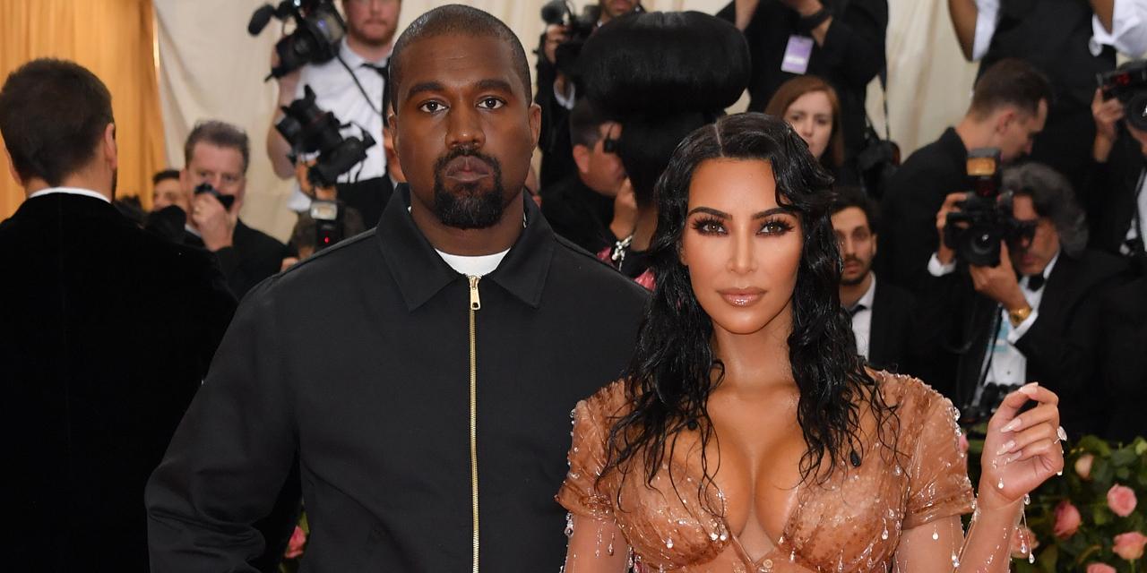 C'est officiel : Kim Kardashian demande le divorce de Kanye West