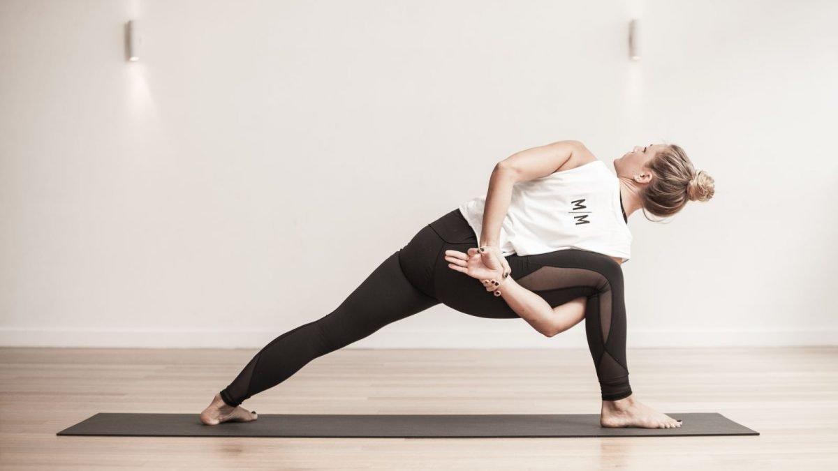 Bien-être : les bienfaits du yoga Vinyasa