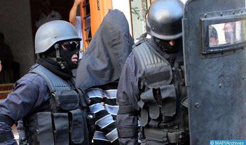 Le Maroc a démantelé 209 cellules terroristes depuis 2002