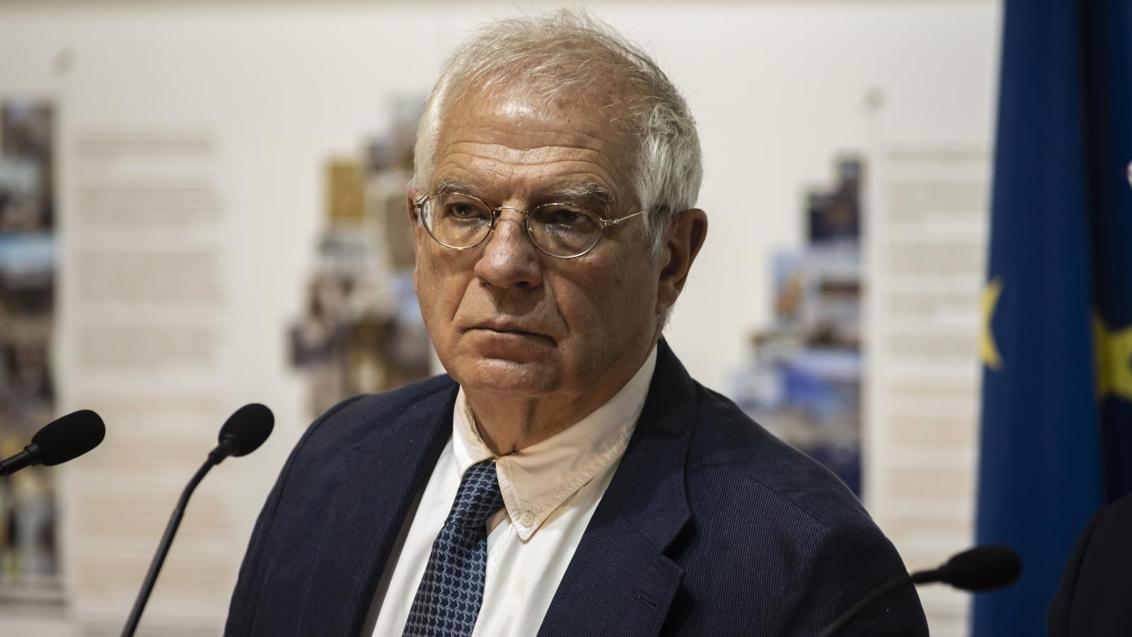 Des eurodéputés interpellent Josep Borrell sur la répression en Algérie